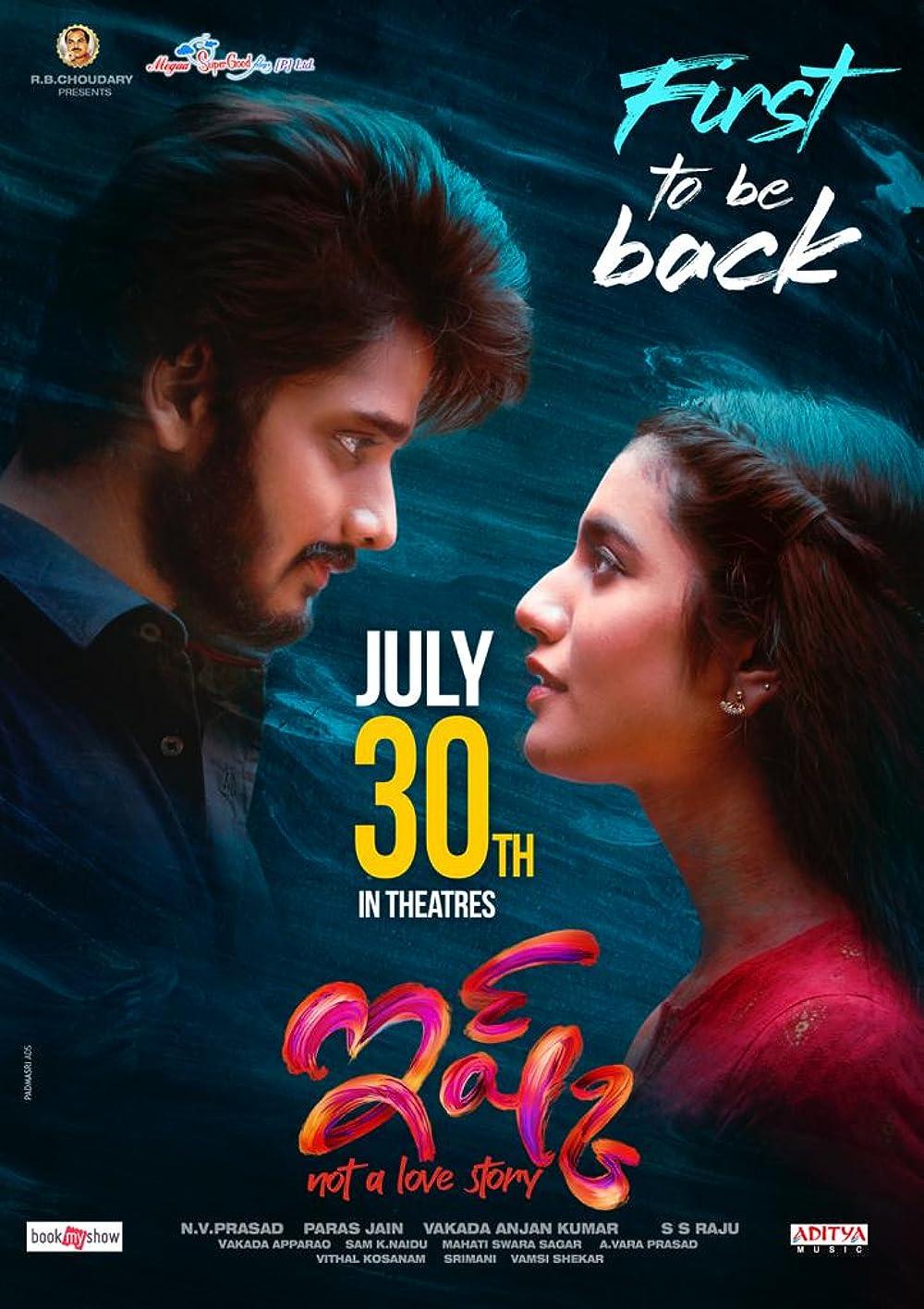Ishq : Not A Love Story (2021) Telugu Movie 480p HDRip ESubs 400MB Download