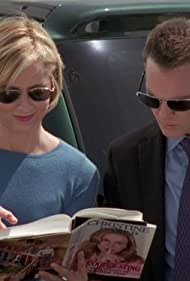 Traylor Howard and Jason Gray-Stanford in Monk (2002)