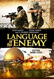 Language of the Enemy Poster