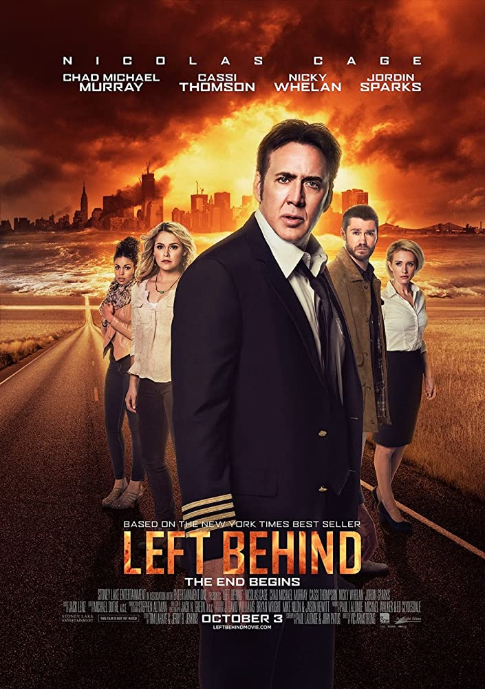 Left Behind (2014) Hindi Dubbed