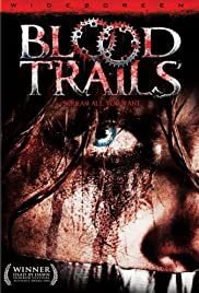 Blood Trails Poster