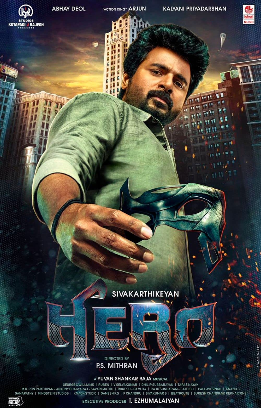 Hero (2019) Hindi Dubbed