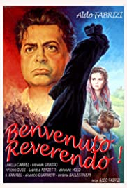 Welcome Reverend Poster