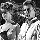 Tina Louise and Russell Johnson in Gilligan's Island (1964)
