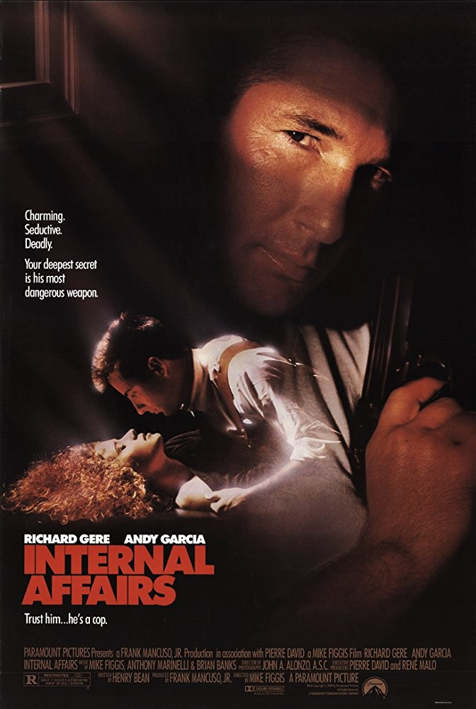 Internal Affairs (1990) Hindi Dubbed