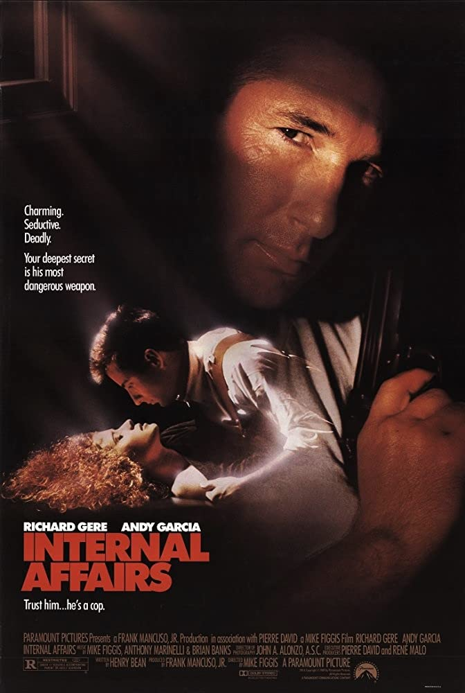 Internal Affairs (1990) Hindi Dubbed