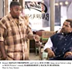 Ice Cube and Kenan Thompson in Barbershop 2: Back in Business (2004)