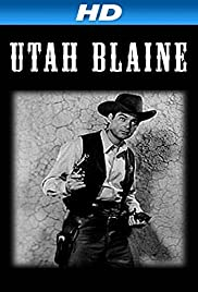 Utah Blaine (1957) Poster - Movie Forum, Cast, Reviews