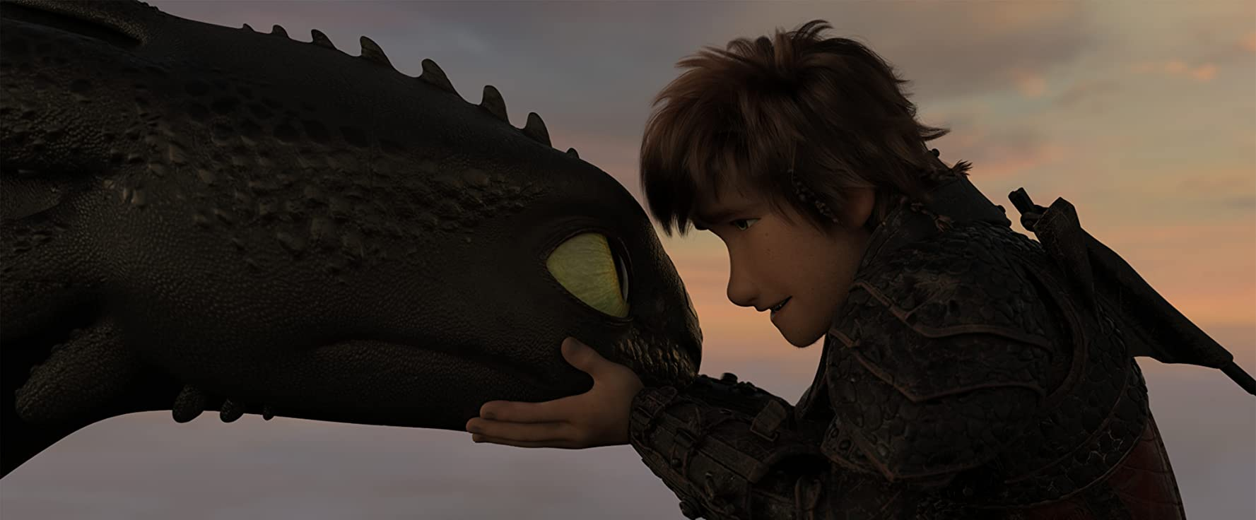 Jay Baruchel in How to Train Your Dragon: The Hidden World (2019)