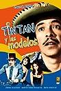 Tin Tan y las modelos (1960) Poster