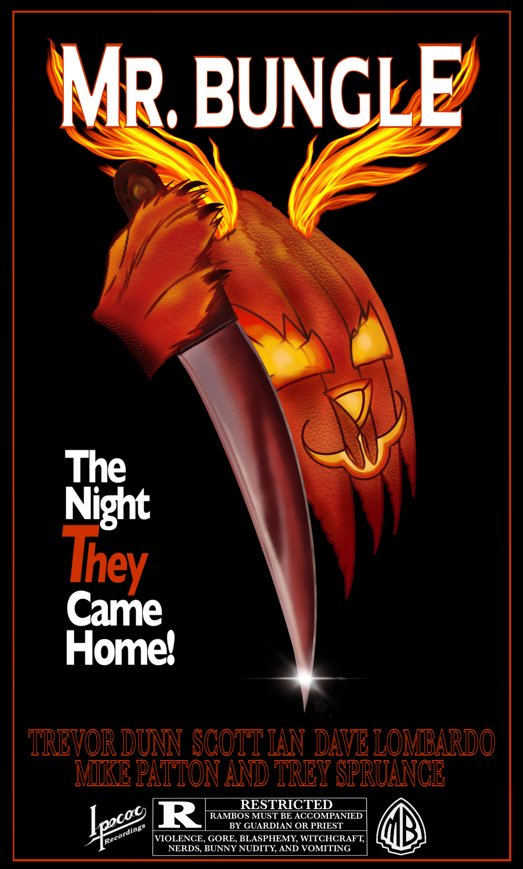 watch Mr. Bungle: The Night They Came Home on soap2day