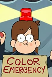 Mabel's Guide to Colors Poster