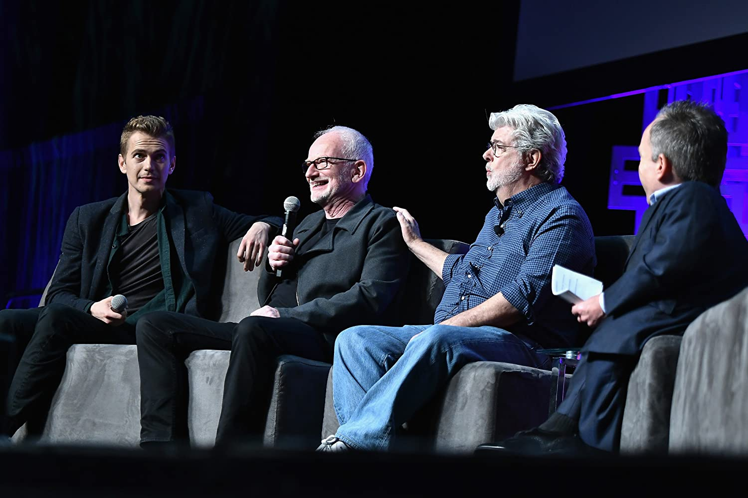 What You Missed At The Star Wars 40th Anniversary Panel At Star Wars Celebration