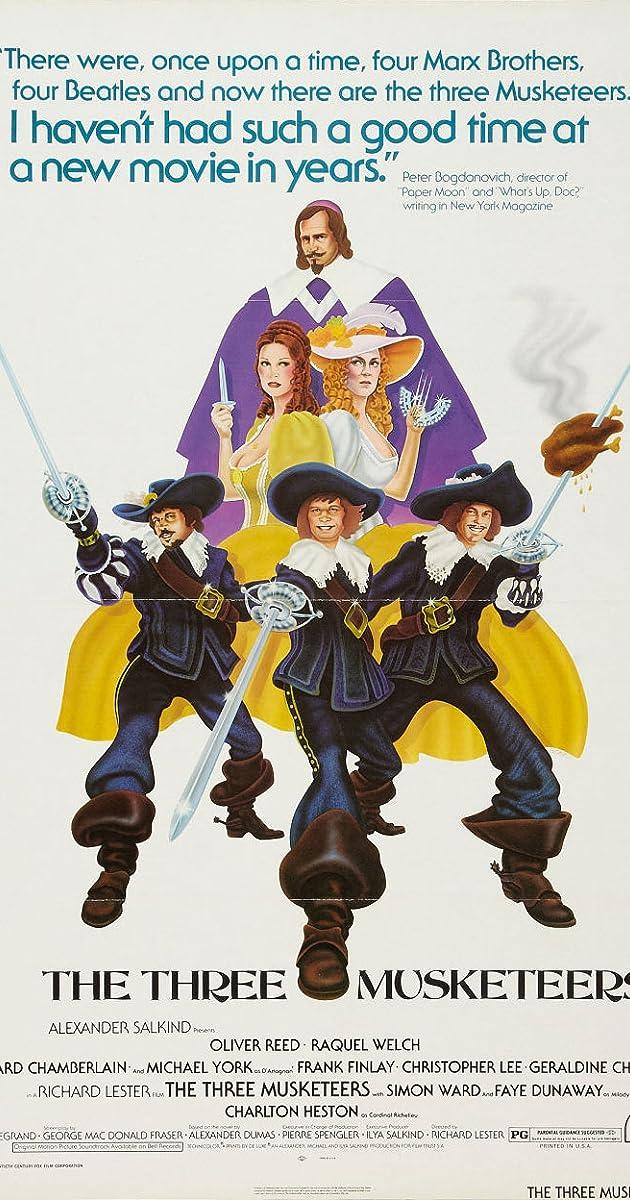 Reviews The Three Musketeers Imdb