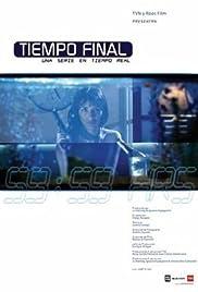 Tiempo final Poster