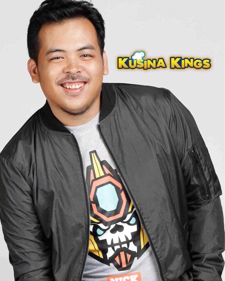 Victor Villanueva in Kusina Kings (2018)