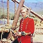Michael Caine in Zulu (1964)