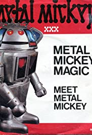 Metal Mickey Poster