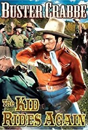 The Kid Rides Again Poster