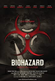 Biohazard (Zombie Apocalypse) Poster