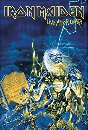 Iron Maiden: Live After Death (1985) Poster - Movie Forum, Cast, Reviews