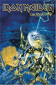720p movie downloads Iron Maiden: Live After Death USA [HDR]