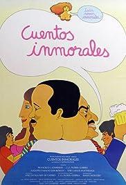 Cuentos inmorales Poster