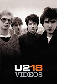 U2: 18 Videos Poster