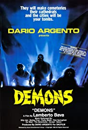 Demons (1985) Poster - Movie Forum, Cast, Reviews