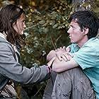 Alfie Stewart and Jennie Eggleton in Tear Me Apart (2015)