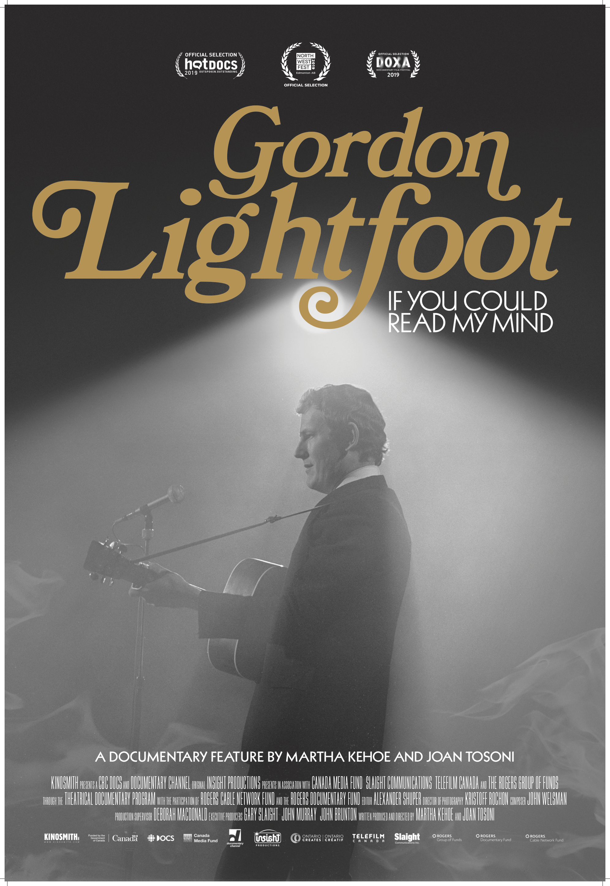 Gordon Lightfoot: If You Could Read My Mind (2019)