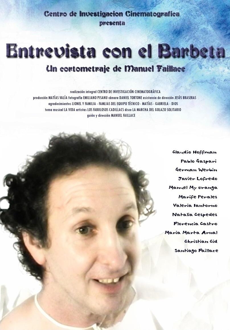 دانلود زیرنویس فارسی فیلم Entrevista con el Barbeta