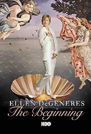 Ellen DeGeneres: The Beginning Poster