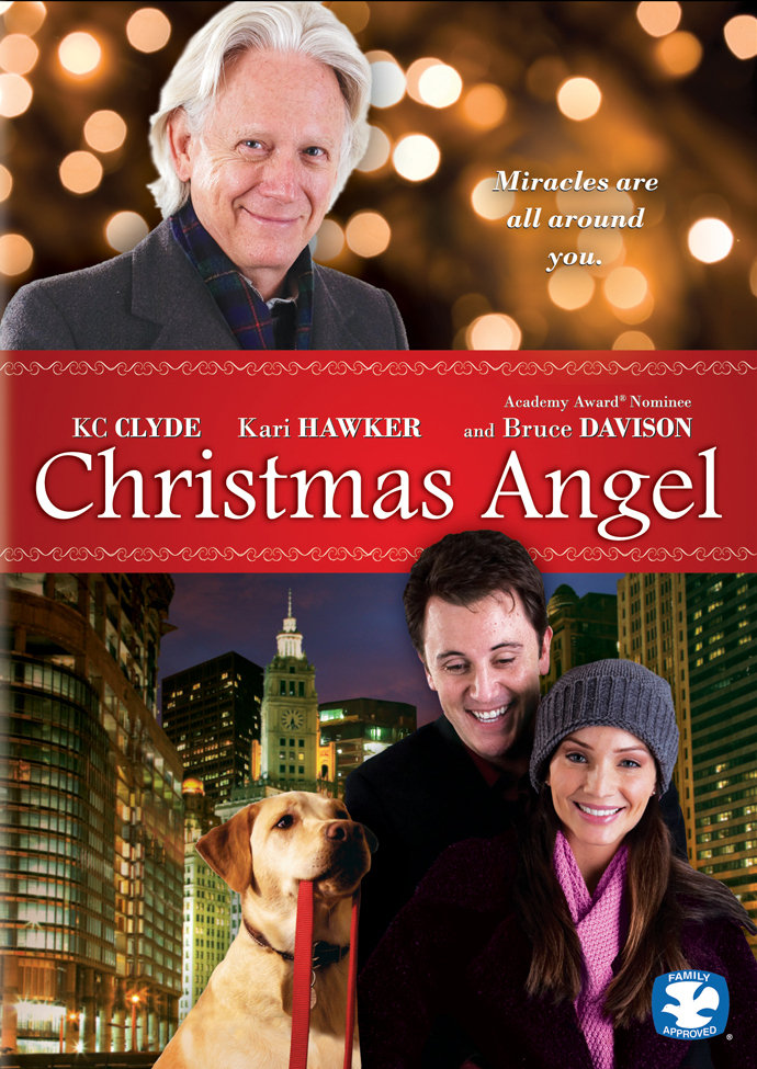 Angel Of Christmas.Christmas Angel 2009 Imdb