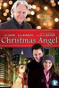 Bruce Davison, K.C. Clyde, and Kari Hawker-Diaz in Christmas Angel (2009)