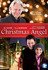 christmas angel poster - A Christmas Angel