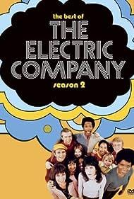 The Electric Company (1971) Poster - TV Show Forum, Cast, Reviews