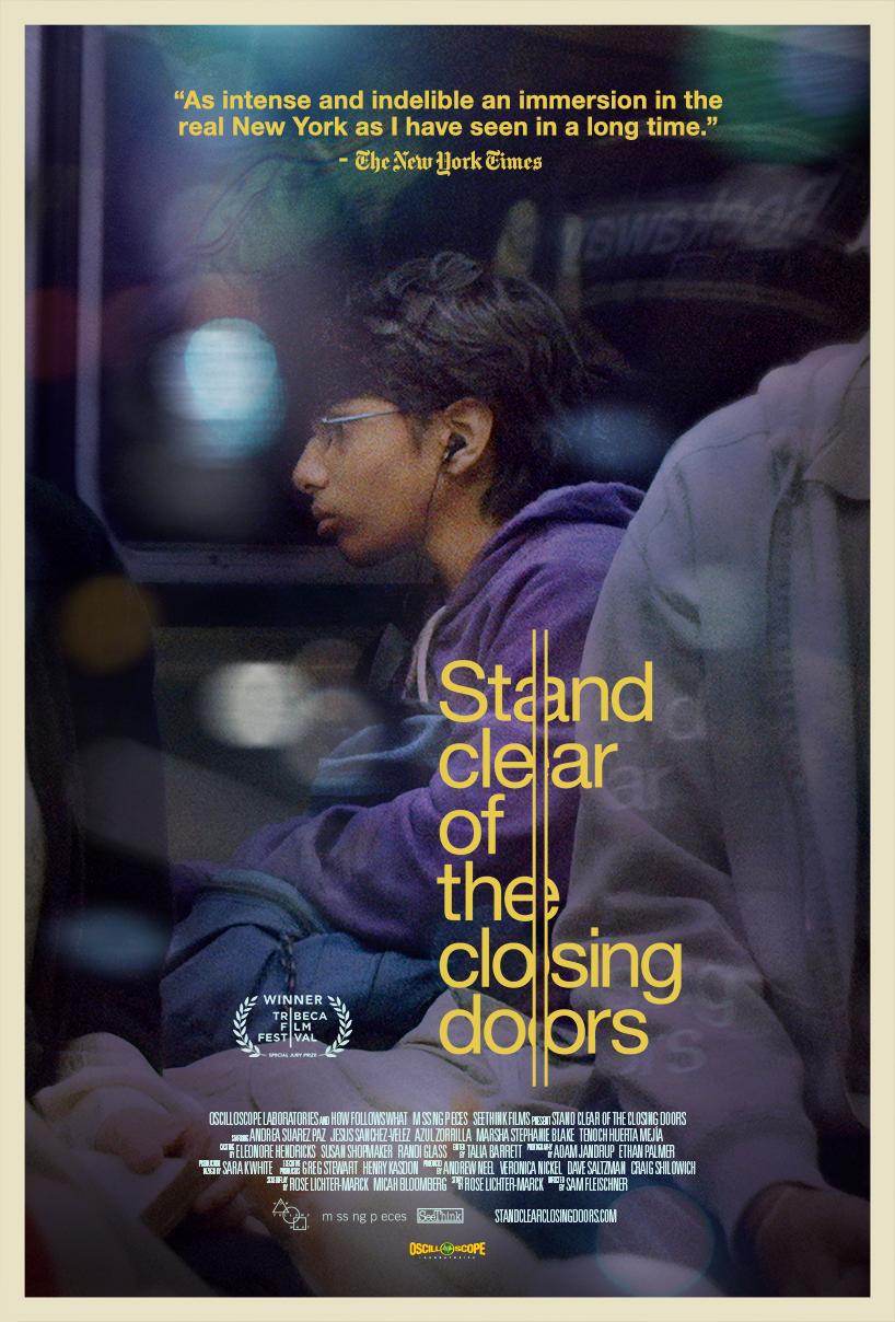 sc 1 st  IMDb & Stand Clear of the Closing Doors (2013) - IMDb