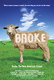 Broke: The New American Dream Poster