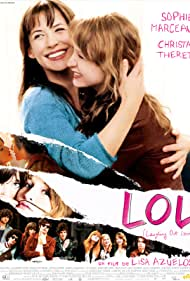 Sophie Marceau and Christa Théret in LOL (Laughing Out Loud) ® (2008)