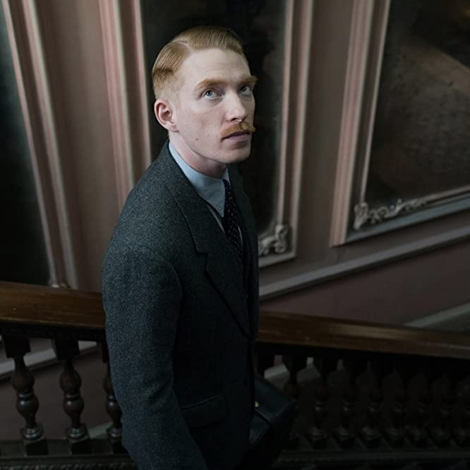 Domhnall Gleeson in The Little Stranger (2018)
