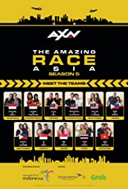 The Amazing Race Asia Poster - TV Show Forum, Cast, Reviews