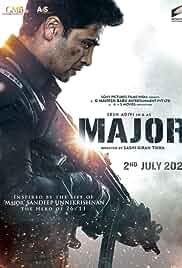 Major (2021) HDRip telugu Full Movie Watch Online Free MovieRulz