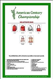 The 20th Anniversary American Century Championship Poster