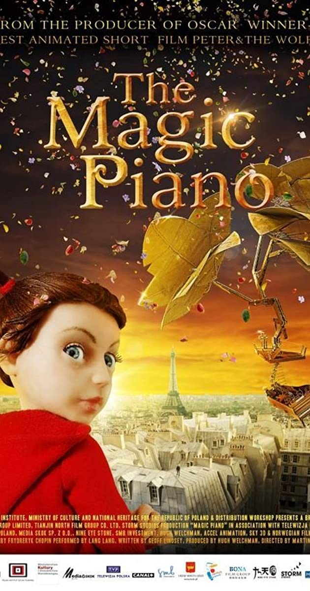 Magic Piano 2011