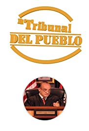 El tribunal del pueblo Poster