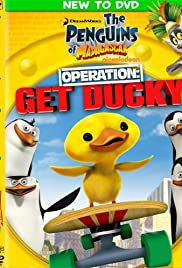 The Penguins of Madagascar - Operation: Get Ducky Poster