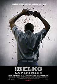 John Gallagher Jr. in The Belko Experiment (2016)