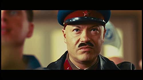 Screening of Spionskiy roman (Spy novel) by B. Akunin