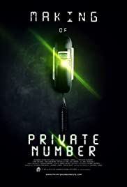 The Making of Private Number Poster